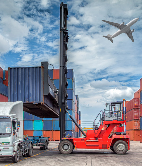 Customs Clearing and Freight Forwarding
